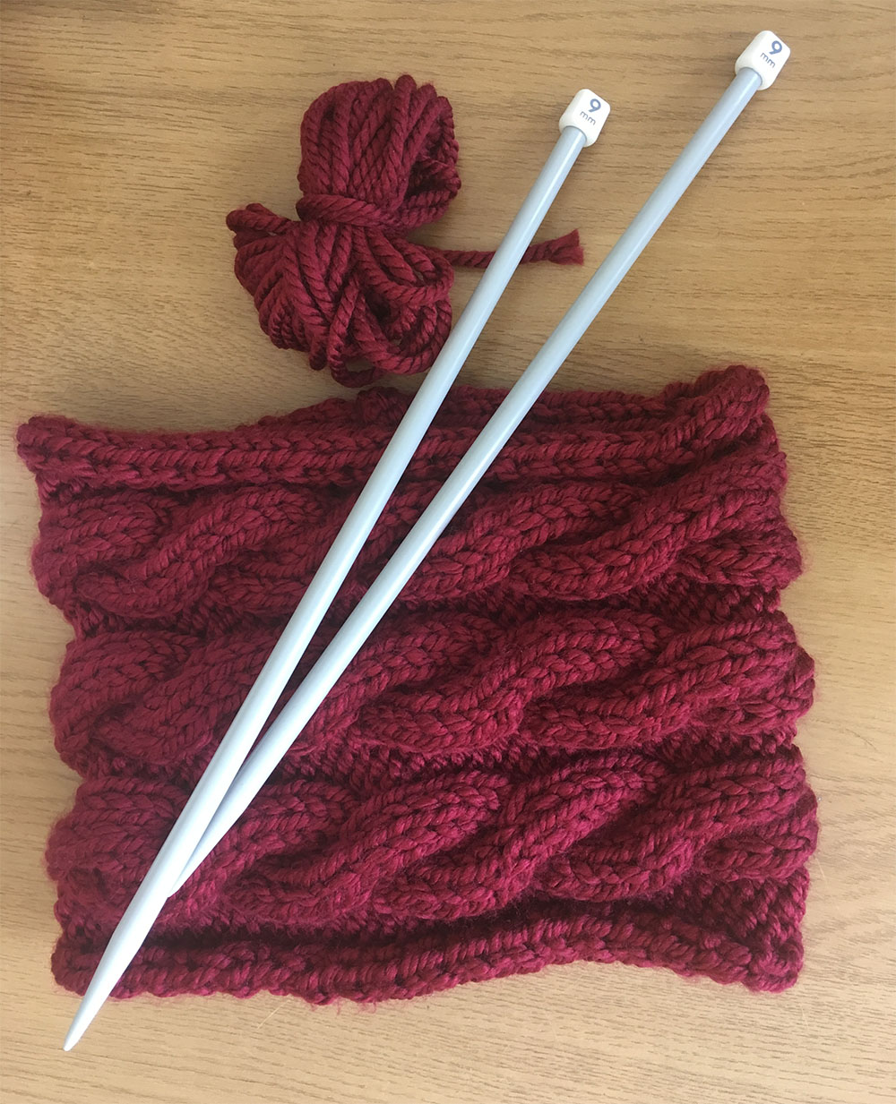 BLUEi crafts - knitting, crochet, weaving, macrame.